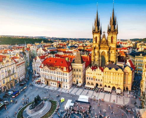 ثبت شرکت در جمهوری چک